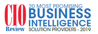 Top 20 Business Intelligence Solution Companies - 2019